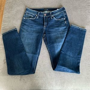 NWOT Silver jeans